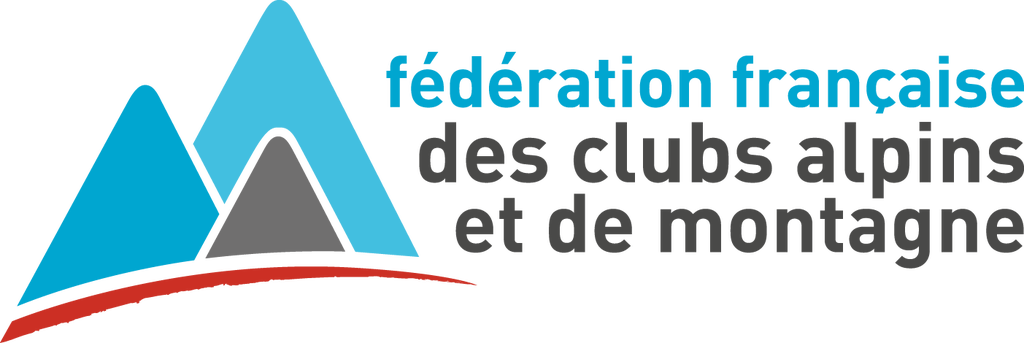 logo federationclubalpin couleur